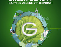 Garnier: Green Beauty inicijativa