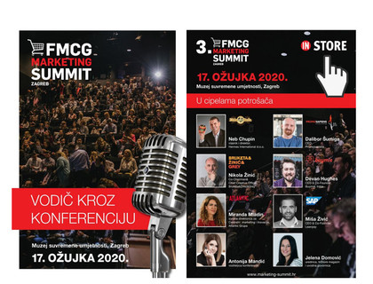 Izašao Vodič kroz 3. FMCG Marketing Summit u online izdanju