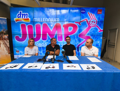 Predstavljen program dm millennium jumpa 2019.